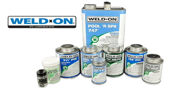 Australia's Largest Range of WELD ON Adhesives