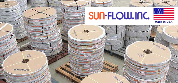Australian Sole Distributor of SUN-FLOW PVC Lay Flat