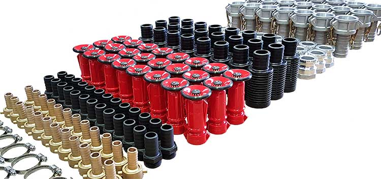 Importers & Distributors of Hose Fittings & Accessories